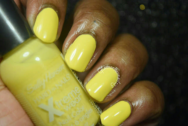 Sally Hansen Xtreme Wear Mellow Yellow