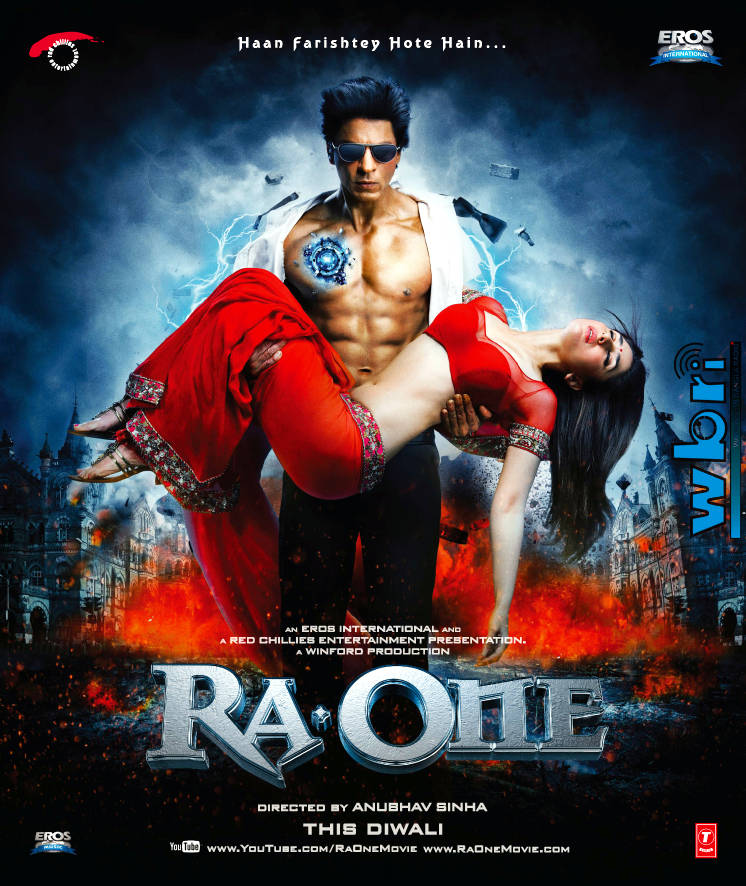 RA. One (Voltage) Streaming