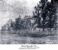 Nauvoo Home of Benjamin Bird