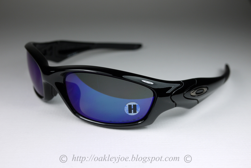24925b48a4 Oakley Straight Jacket Polarized Deep Blue