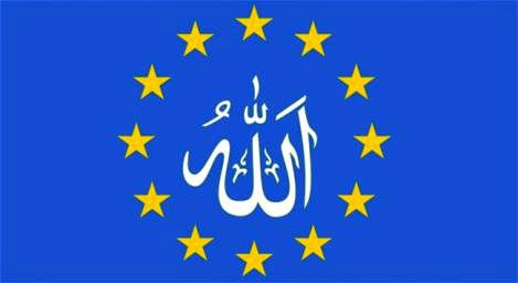 Eurabian flag