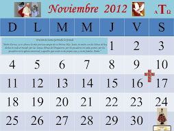 NOVIEMBRE 2012
