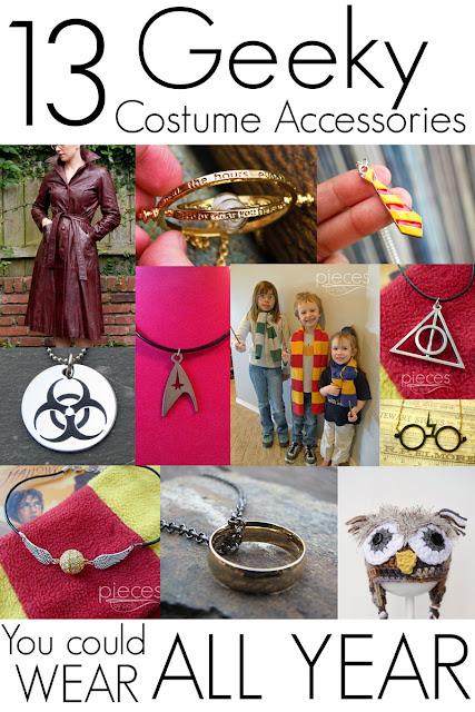 Geeky Jewelry