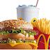 Promoção - Compre um lanche no McDonald's e ganhe outro.