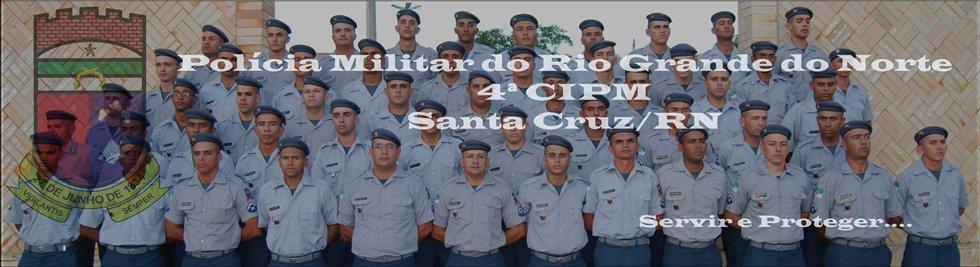 Polícia Militar de Santa Cruz/RN
