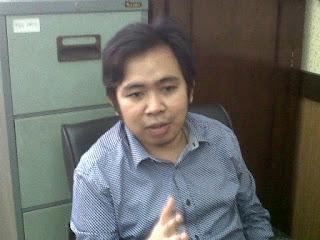 Anggota komisi B DPRD Jatim M.Fawaid