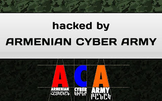 az turkey website hacked aca armenian cyber army azerbaijan