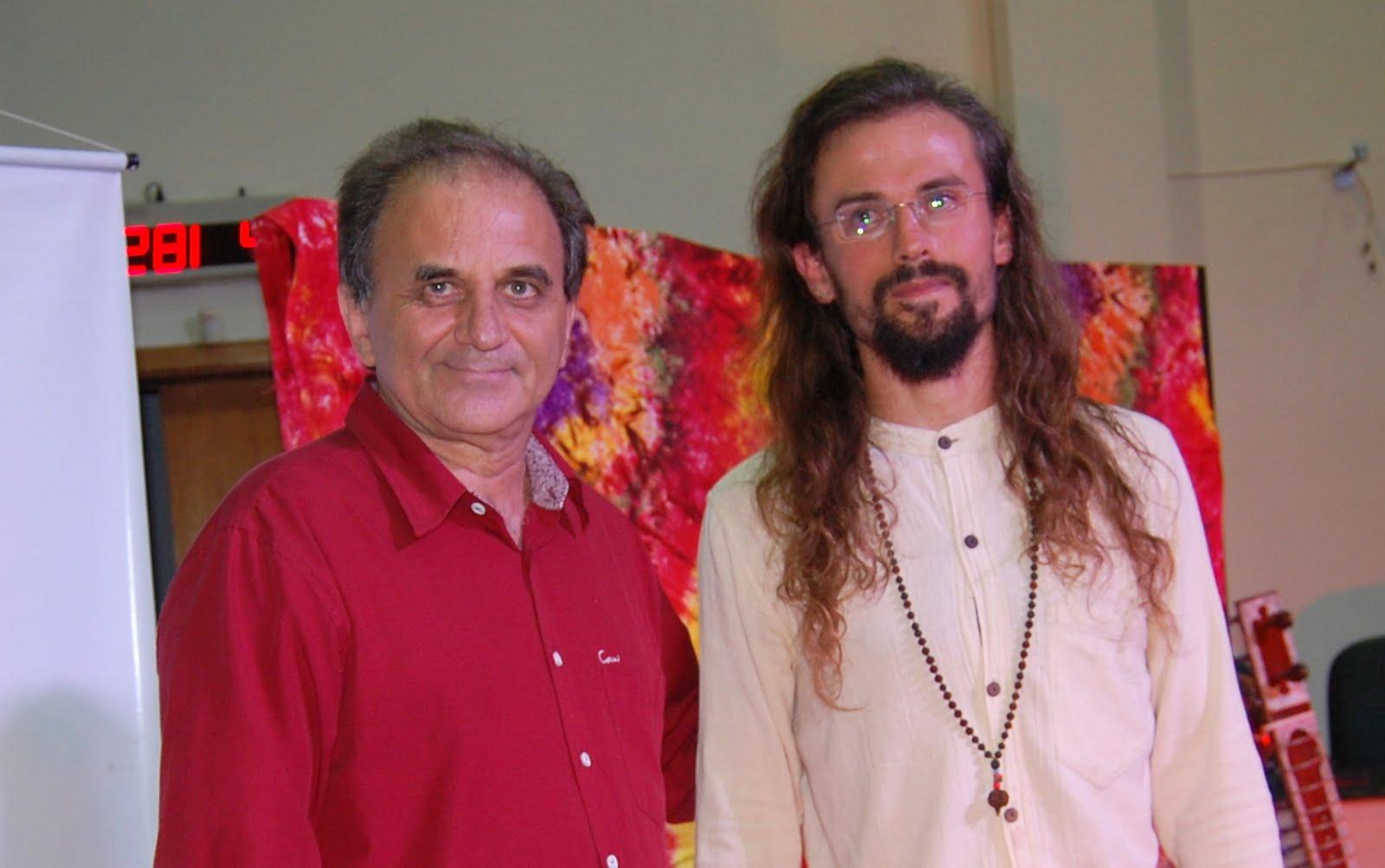 Airton Engster dos Santos e Matias Oliva