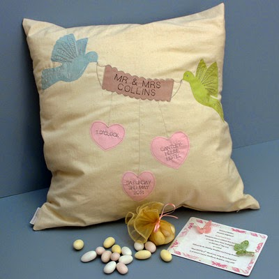 http://www.2greenmonkeys.co.uk/personalised-wedding-dove-cushion/