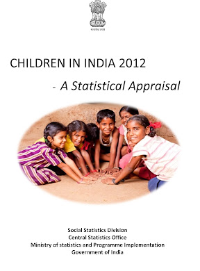 CHILDREN IN INDIA 2012 - A Statistical Appraisal
