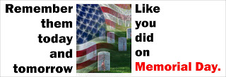 Remember Them - Memorial Day