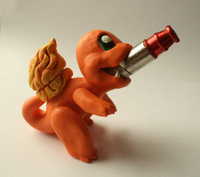 What level does charmander learn metal claw on pokemon fire r