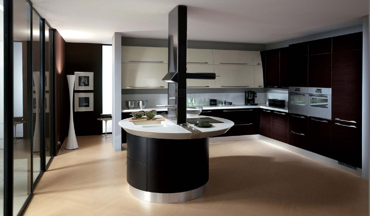 Kitchen island ideas for small kitchens car interior design for Contemporary kitchen ideas