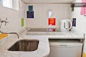 Apartment 'Montevideo', kitchen