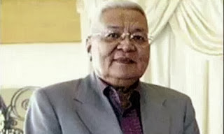 Former Chief Justice Andres Narvasa died