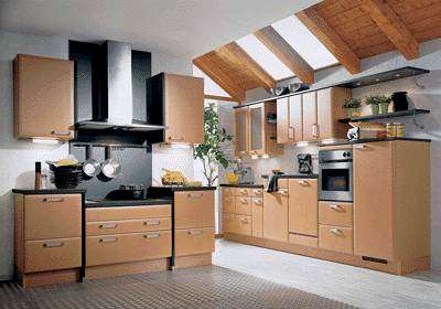 Kitchen Cabinets Types