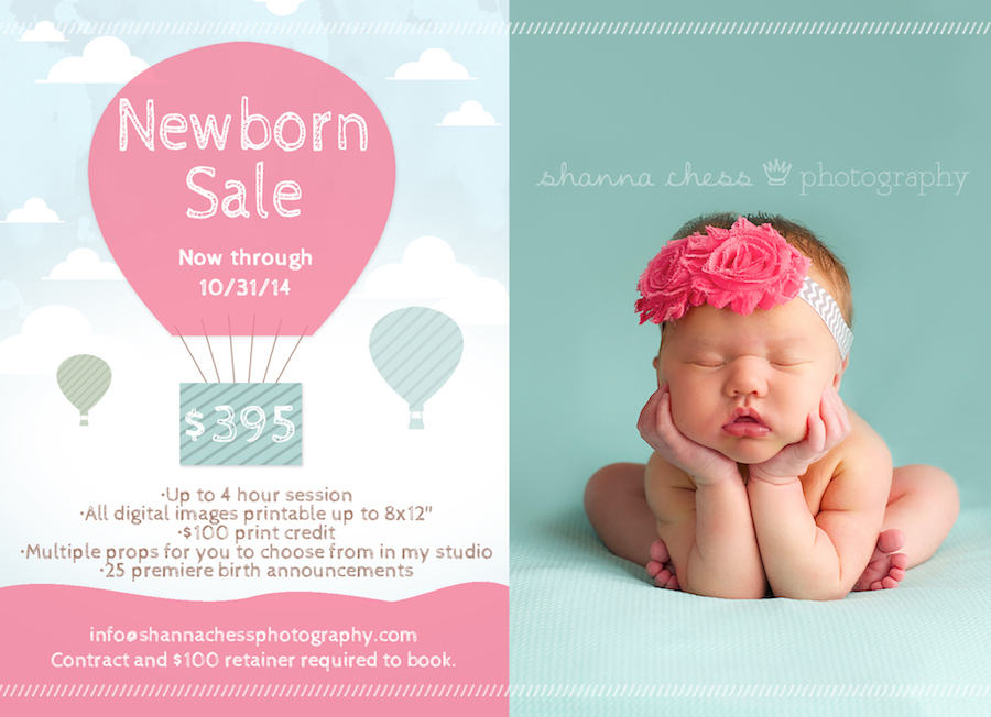 eugene springfield or newborn photography sale