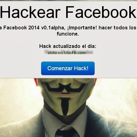 Piratear Facebook