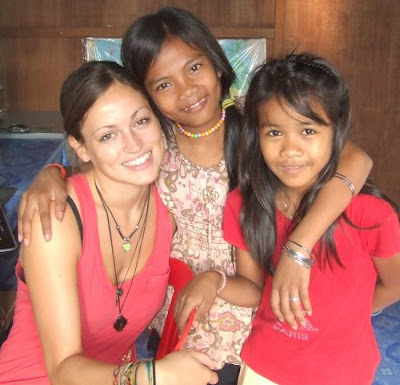 Hannah Ainslie Cambodia Children from Siem Reap