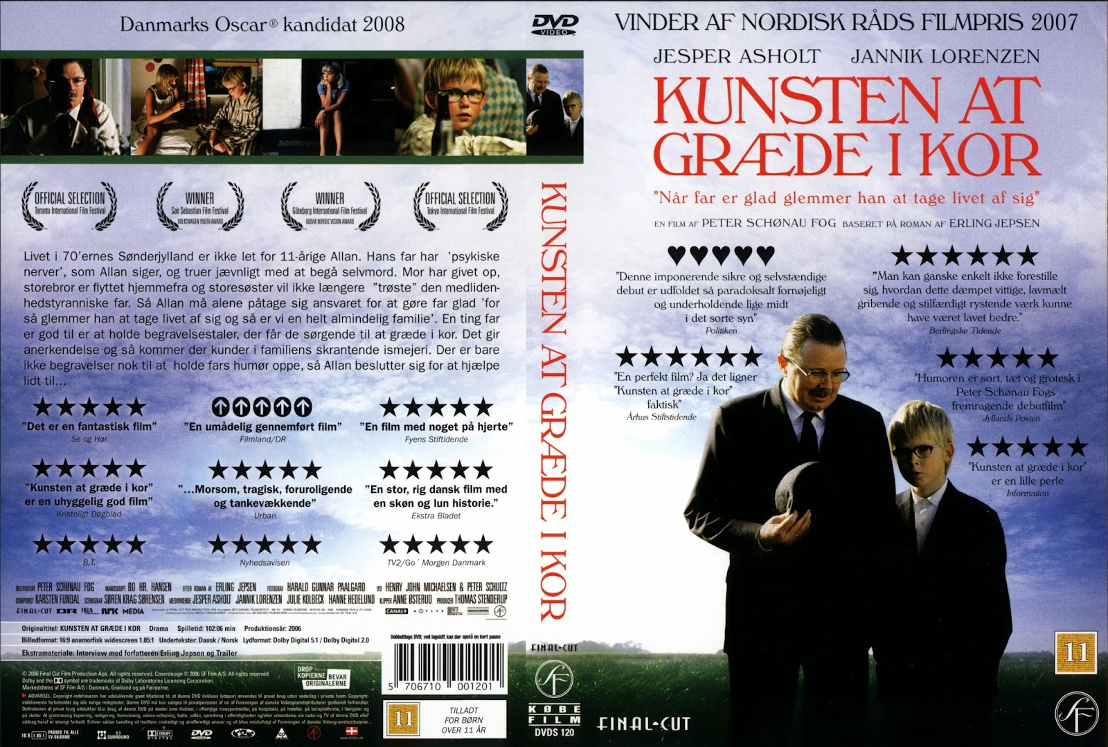 Искусство плача / Kunsten at græde i kor / The Art of Crying.