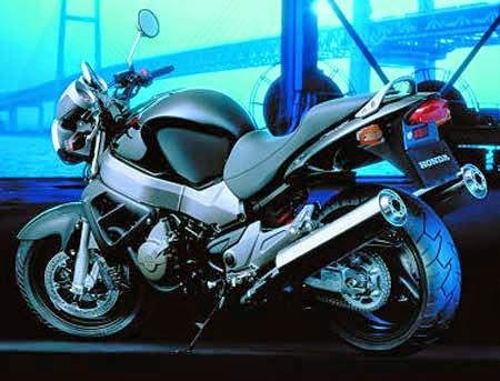 Gambar Honda CB1100F