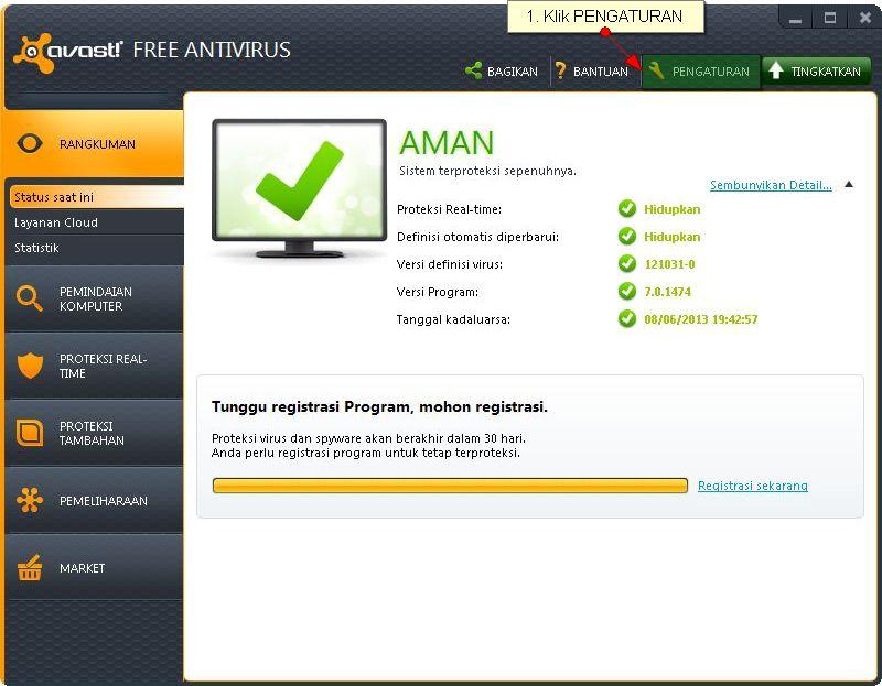 Download Antivirus Avast Pro Expired 2050 ~ Software Full ...
