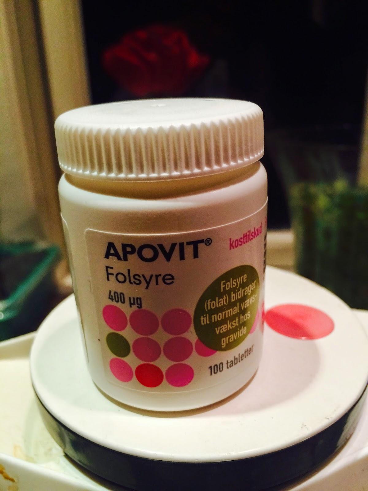 a vitamin til gravide