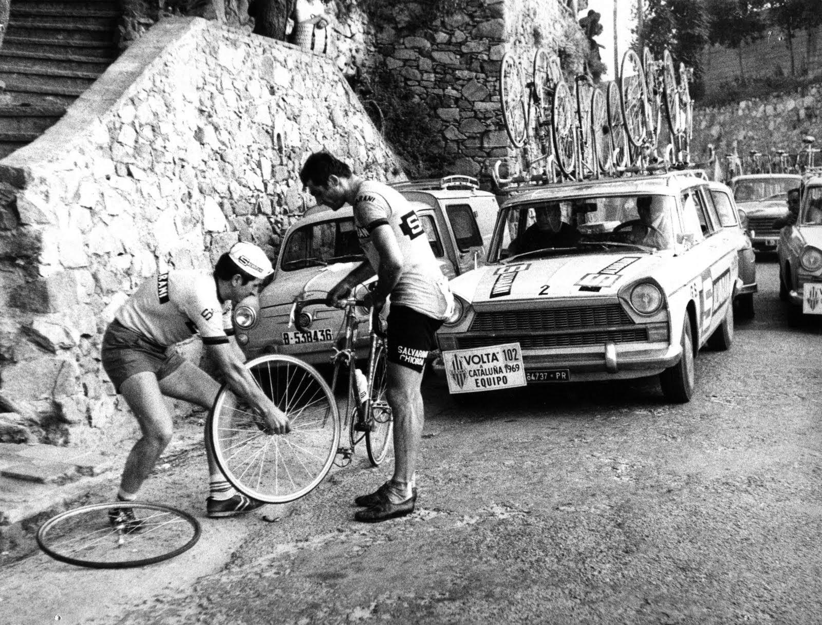 Històries del ciclisme