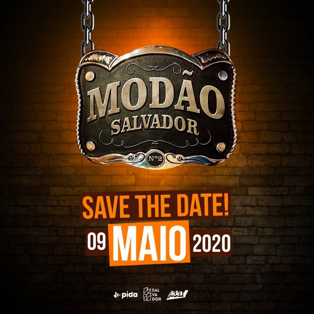 MODÃO SALVADOR 2020