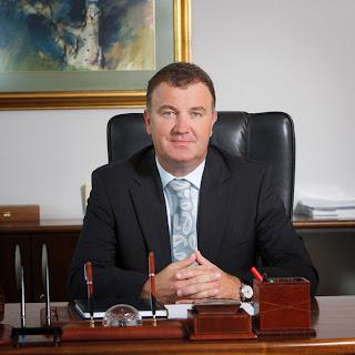 Tomaž Benčina, predsednik uprave in generalni direktor Cinkarne Celje - intervju Sintalček 59