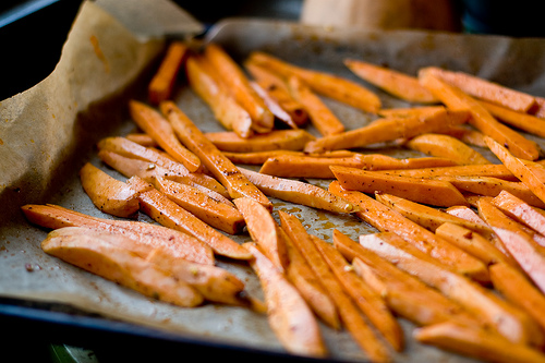 Sweet potato fries dip recipes