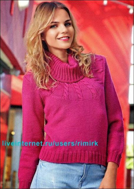 Yeni Moda Bayan Kışlık Kazaklar