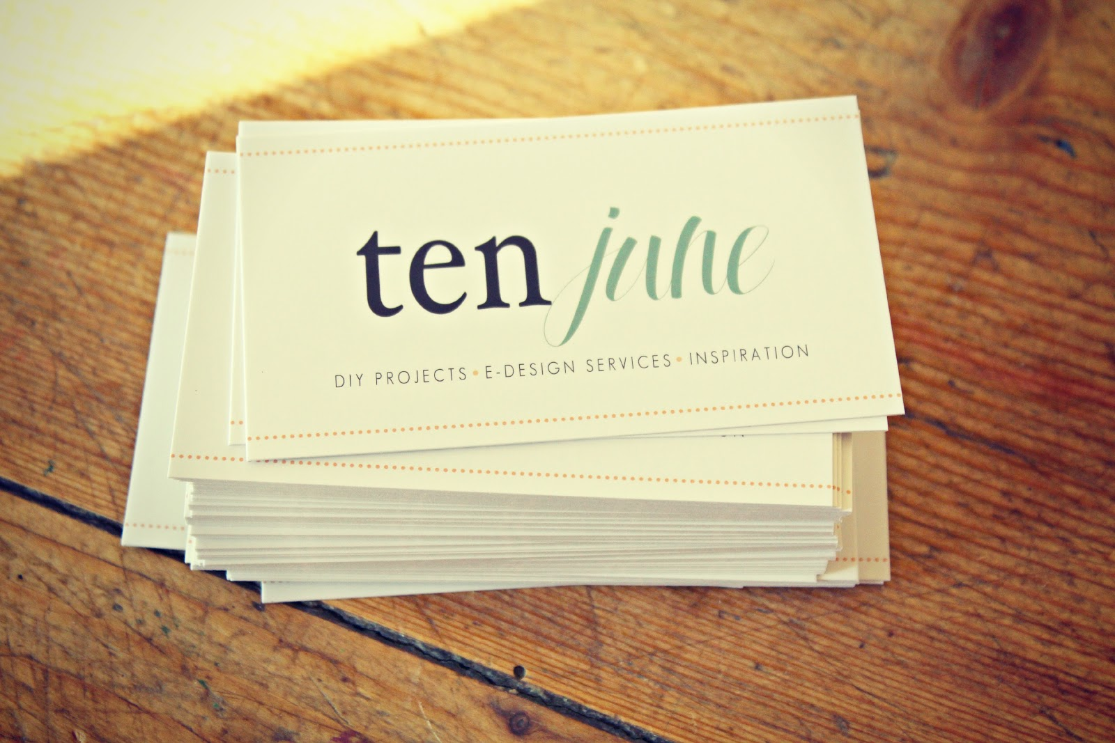 Ten june please take my card i got blog business cards magicingreecefo Gallery