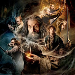Poster The Hobbit: The Desolation of Smaug 2013