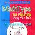Sách MathType tạo Equation trong văn bản (Hướng dẫn sử dụng Math Type)