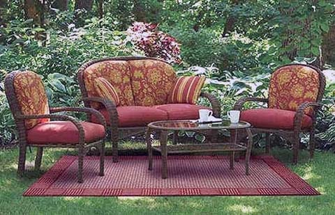 Better home and garden patio furniture ayanahouse for Better homes and gardens patio furniture cushions