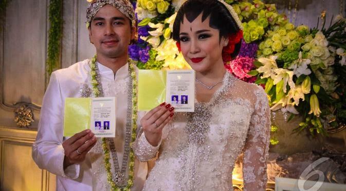 Kumpulan Foto resepsi pernikahan Raffi ahmad dan Nagita Slavina GIGI