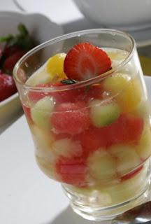 Resep Es Cocktail Buah Segar Spesial Dan Sederhana