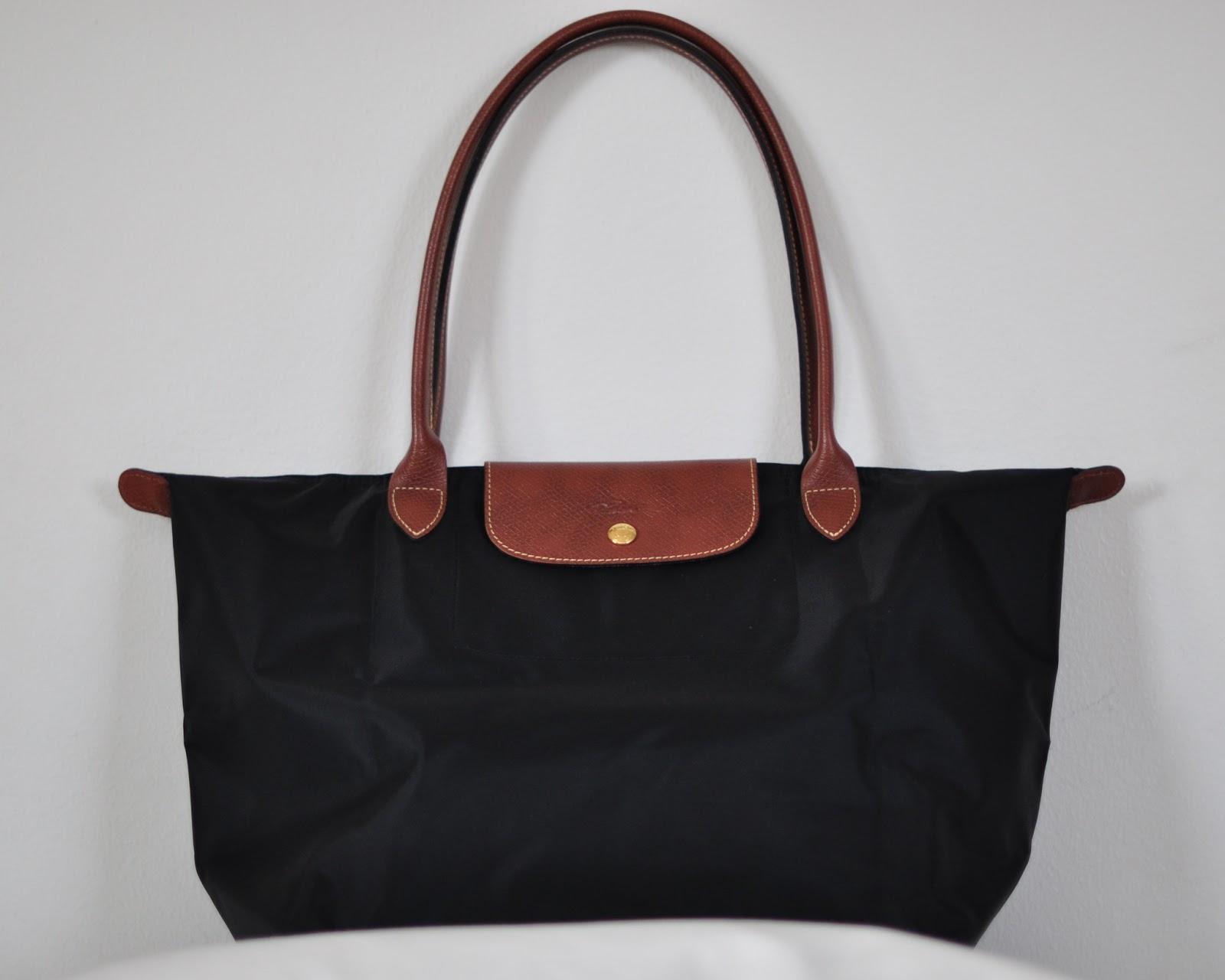 Longchamp Le Pliage Kosmetiikka Laukku : Onnellisten t?htien alla uusi laukku ja lompakko