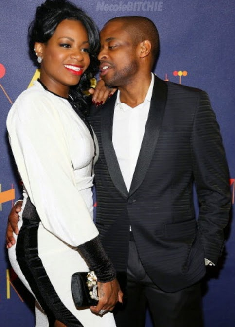 Fantasia Barrino Amp Husband Kendall Taylor Heading For