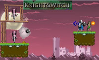 Knight and Witch walkthrough.