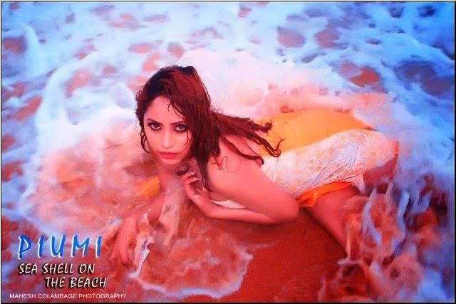 Piumi Madushanka sexy Model