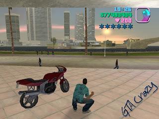 San Andreas PCJ600 GTA Vice City