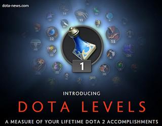 dota level - dota 2 reborn