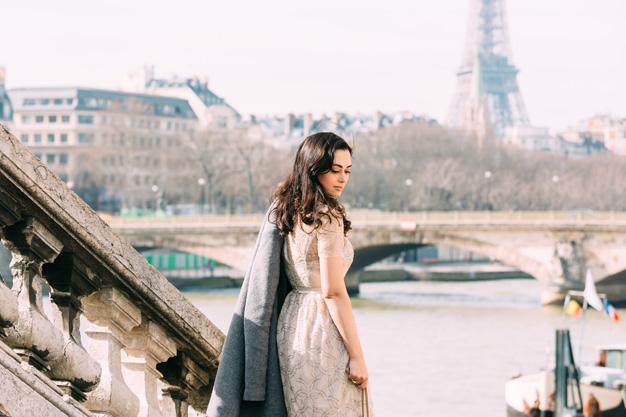 coco and vera, top paris fashion blog, iheartparis.fr photography, paris street style, spring style, pont alexandre III, zara grey coat, paris fashion week 2015
