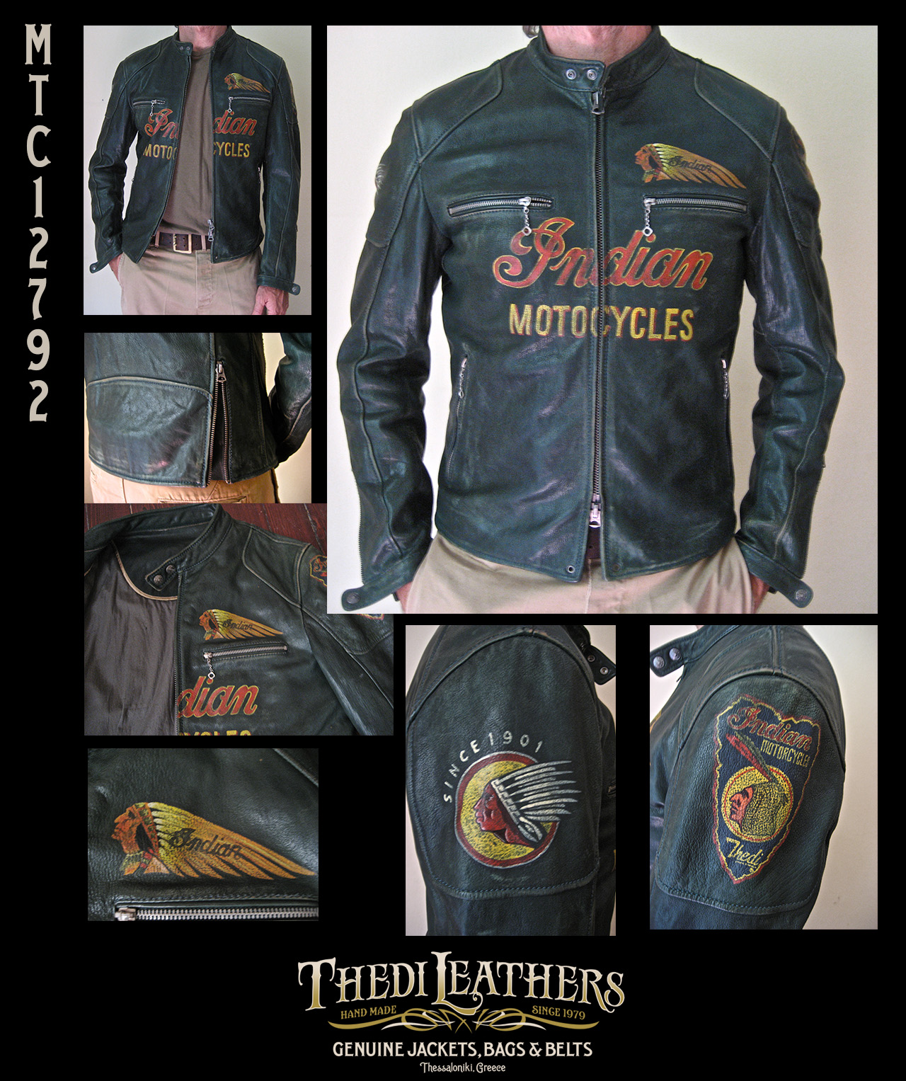 Thedi Cafe Racer