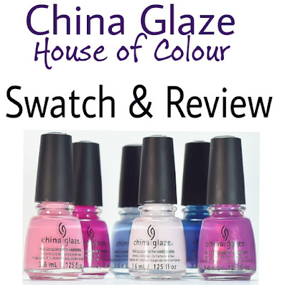 china glaze house of color swatch
