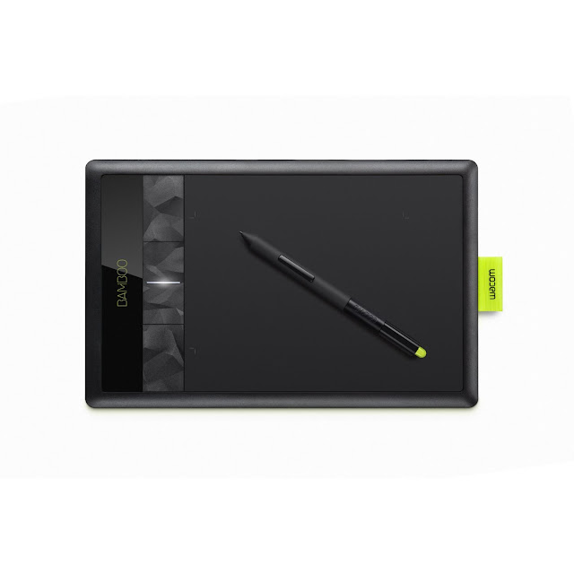 Bamboo Graphics Tablet2