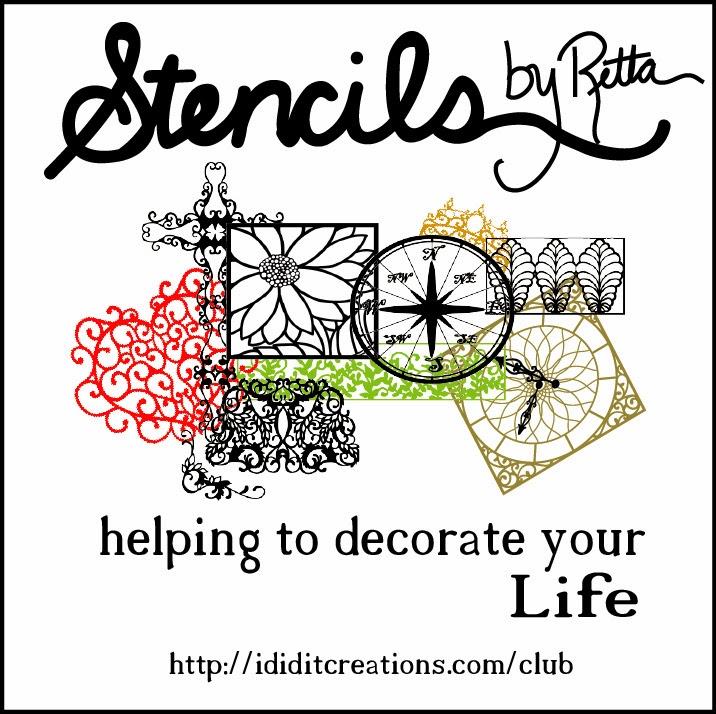 Stencils by Retta