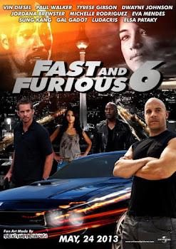 Ver Película Fast And Furious 6 (A todo gas 6) Online Gratis (2013)